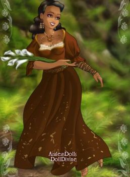 Tyche by xBlondieMomentsx