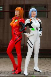 Pilots of NERV by Rinaca-Cosplay