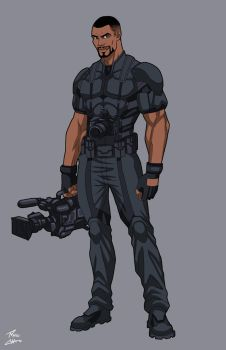 Nathan Banks (MVP) commission by phil-cho