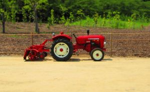 Little Red Tractor 2 by OnlyTheGhosts