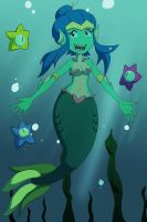 Under the Sea by AniMana21