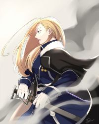 Olivier Mira Armstrong by boiledpotatoes