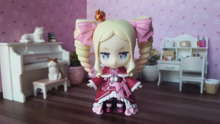 Beatrice Anime Nendoroid Photo 1 by ng9