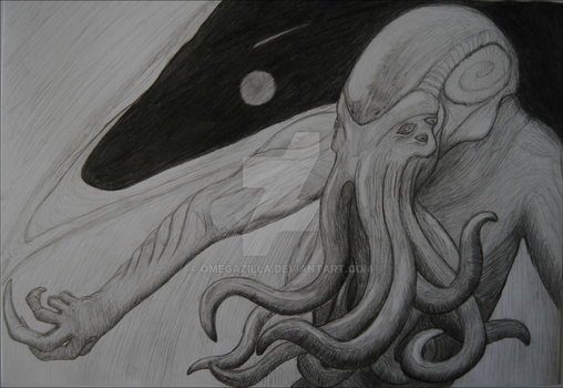 125 years of Lovecraft. by OmegaZilla