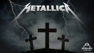 Ride Master Metallica Wallpaper by emfotografia