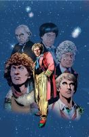 Doctor Who Classics Cover by RobertHack