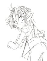 WIP March by Leafei