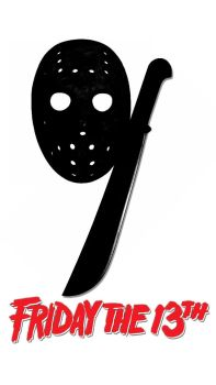 Friday The 13th Jason Voorhees by ClarkArts24