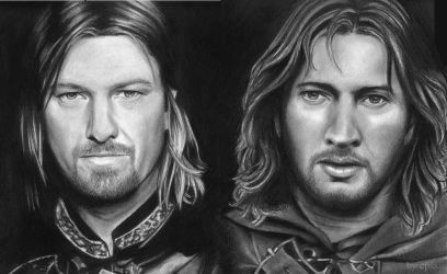 Captains of Gondor by cpss