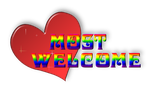 Most Welcome with Heart by Jassy2012