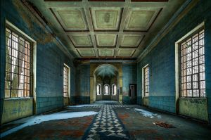 Deserted Sanctuary V by AbandonedZone