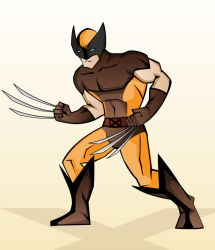 Wolverine drawing by rodolforever