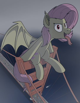 Giant Flutterbat 10 by RapidStrike