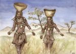 Himba by Riana-art