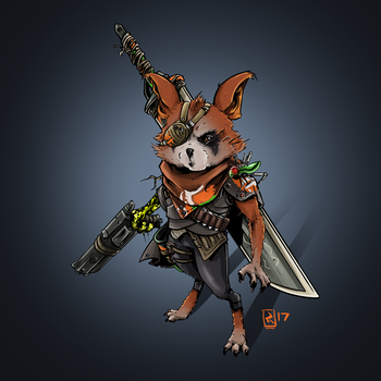Biomutant  by theR00M