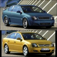 2004 Opel Vectra GTS by ExCom