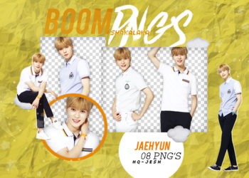 Jaehyun PNG PACK#1|NCT by Upwishcolorssx