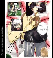 + White Ash : pg 10 + by lunescence