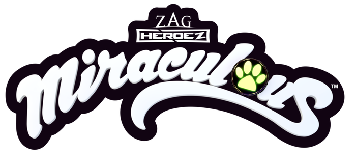 Miraculous Chat Noir {Alternative Logo Title} by Astrogirl500