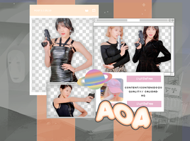 AOA | PACK PNG by KoreanGallery
