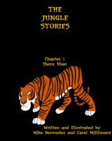 The Jungle Stories Cover 1 by theblazinggecko