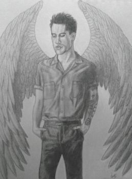 Angel!Brendon by decaygirl13