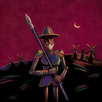 Don Quijote by roweig