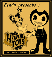 Heavenly Toys Ad by Ghost-Freak