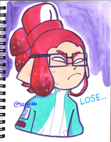 lose... by squiiiddo