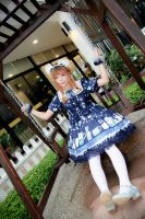 Casual - Mouse Lolita by Xeno-Photography