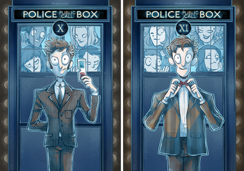 Doctor...Who? by InsaneNudl