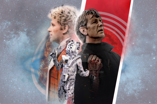 Attack Of The Cybermen -  Artwork by CynicalWho