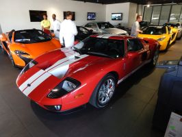 2006 Ford GT by CadillacBrony