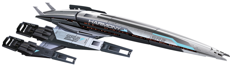 The Harmony SR-2 by Smashinator