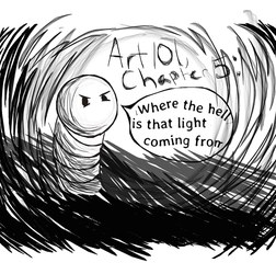Where the hell is that light coming from by hatunemiku01