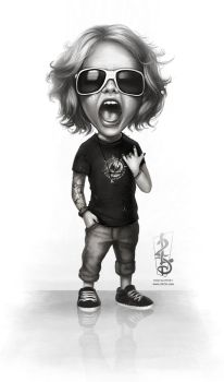 Young Metal by d-liliane