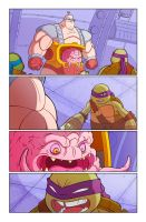 TMNT Page by Phil-Crash-Murphy