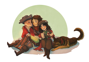 Fallout 4: Polybabes by Aelwen