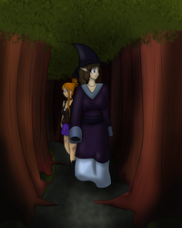 GME: Through the Woods by Ifrit9