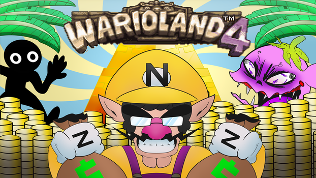 BSC Play: Wario Land 4 by DoodleWill