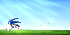 Sonic 27th Annivesary by SweetSilvy