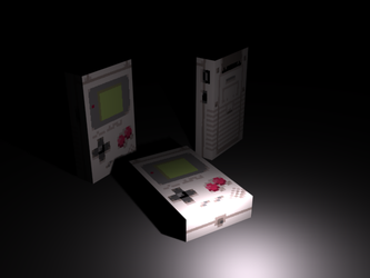 GAME BOY by GTK666