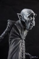 [Garage kit painting #11] Nosferatu statue - 013 by DasArt