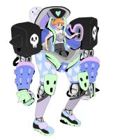 Robot suit by catlee