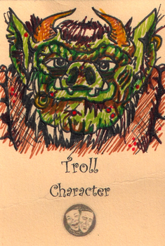 Troll by careless-kit