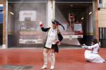 On fire, baby - nyo prussia nyo austria cosplay by Voldiesama