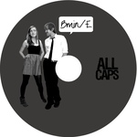 ALL CAPS Disc Number One by tehforkeh