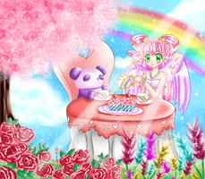 Sparkling Tea Party by Haruka28