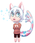 Pixel Darien [animated] by Agent-Cheshire