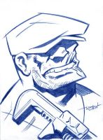 The GOON by LostonWallace